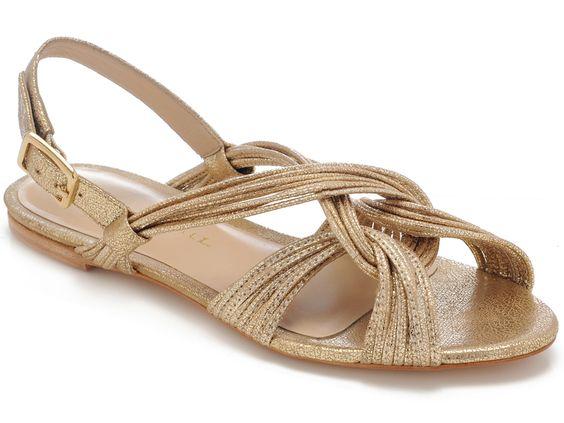 Filippa Mignon Flat Sandal
