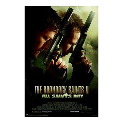 The Boondock Saints II: All Saints Day Movie (Holding Guns) Poster Print - 24x36 Poster Print 24x36 @ niftywarehouse.com
