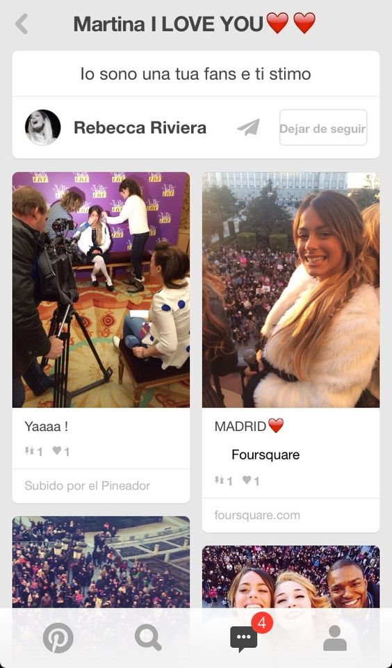 Siguen a esta pagina magnifica❤️ Oficializada por Tini Stoessel✌️@raffyvavassori