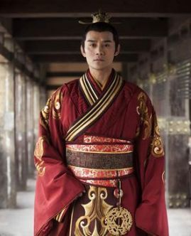 【Chinese drama】Wang Kai (王凯)in 'Nirvana.in.Fire (琅琊榜)'. The character he played is Xiao Jingyan (萧景琰).