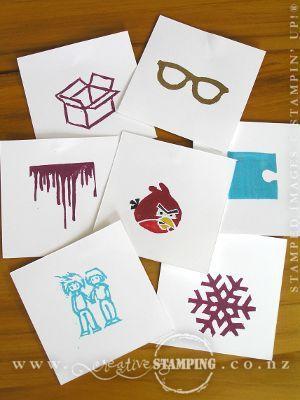 Stampin' Up! - Scrapbooking and Design Software - Tools - Kits