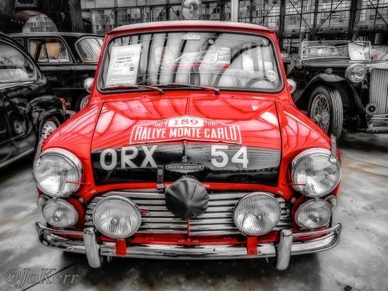 Rallye Mini  1964 by Jo Kerr on 500px