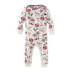 Tulpengarten Baby Pajamas | She can dream easy in these super soft pajamas named for Germany's grand tulip gardens.