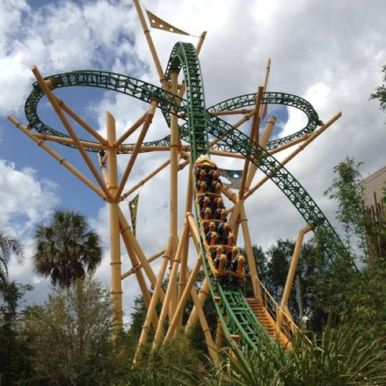 Cheetah Hunt Busch Gardens Tampa I Love This Ride Best Ride Ever You Speed Up Hills At