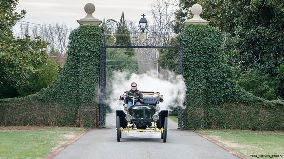 1911+Stanley+Model+63+Toy+Tonneau+–+Steamer+Speedster+Earns+$290k+at+RM+Amelia