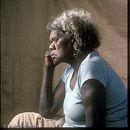 Portraits Australian Aborigines - Gerardine Tungatalum