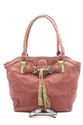 $44.99  Tickled Pink Designer Inspired Handbag!