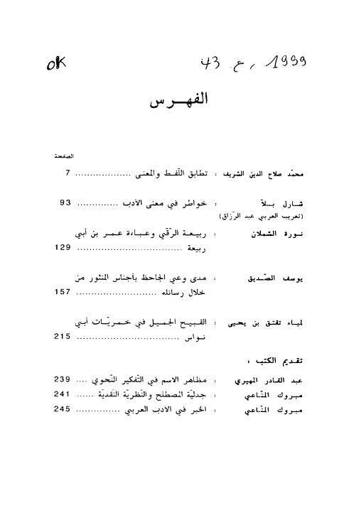 أعداد منسقة من مجلة حوليات الجامعة التونسية Kitabweb 2013 Forumsmaroc Com Free Download Borrow And Streaming Internet Archive Math Streaming Math Equations