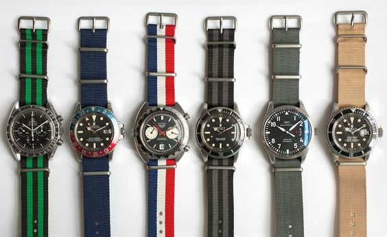 Just In Time For Summer: NATO Straps Now Available In The HODINKEE Shop