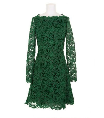 Winter Fashion Trend 2013: GREEN I wanted a bright green dress last season & I didn't get one. I am this yr!! for sure. M.S.