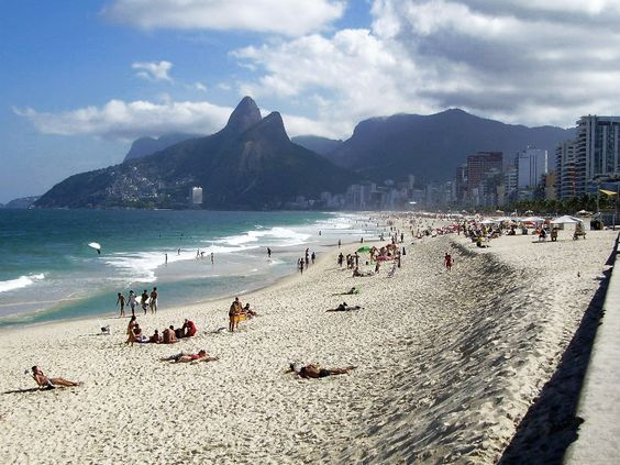 Ipanema Beach - Brazil