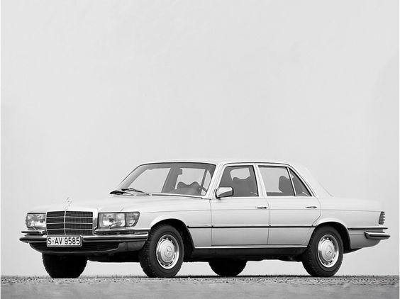 1974 : Mercedes-Benz 450