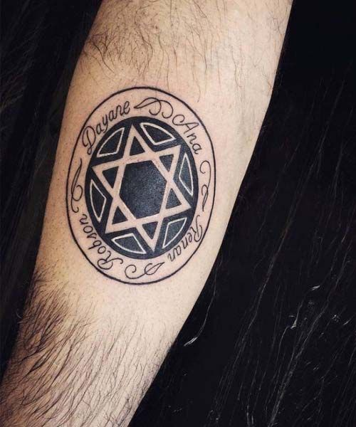 55 Cool Star Tattoos For Men Star Tattoos For Men Star Tattoos