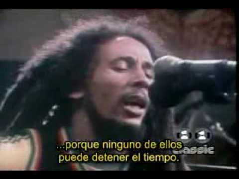 Bob Marley Redemption Song Subtitulado En Español Canciones Bob Marley Español