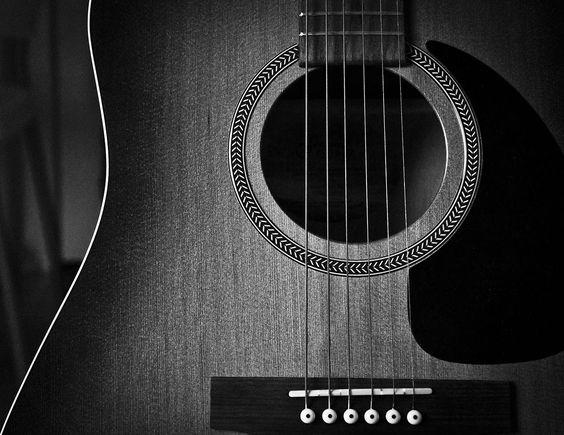 Coolest Guitar Photography Wallpaper HD