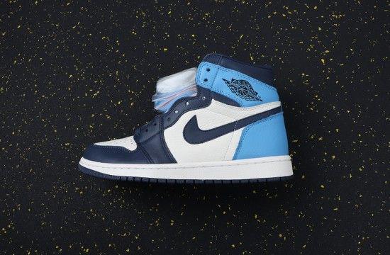 Air Jordan 1 Retro High Og Obsidian University Blue Nike Jordans Air Jordan 1 Obsidian University Blue 555088 140 Air Jordans Air Jordan Shoes Custom Nike Shoes