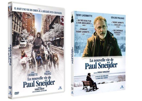 Résultats concours La nouvelle vie de Paul  Sneijder : 2 DVD + 1 BR gagnés