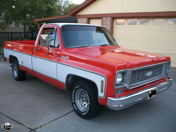 1974 chevrolet pickup truck 38 years old in better shape than most 38 year olds vehicles. Black Bedroom Furniture Sets. Home Design Ideas