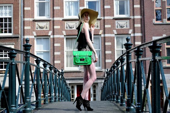 Juanita Jo campaña primavera verano 2012 amsterdam