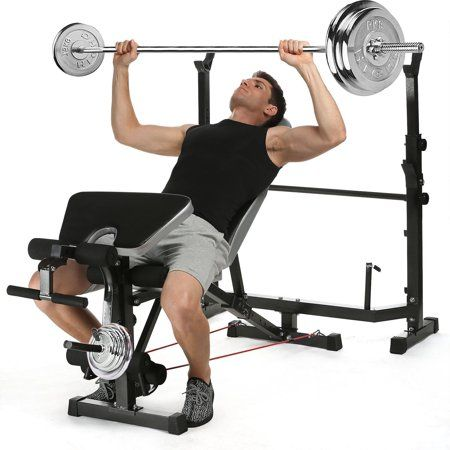 Sports & outdoors | Weight benches, Weight bench set, Olympic weights