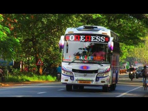 Oneness Oneness Travels Oneness Tourist Bus Kerala Tourist