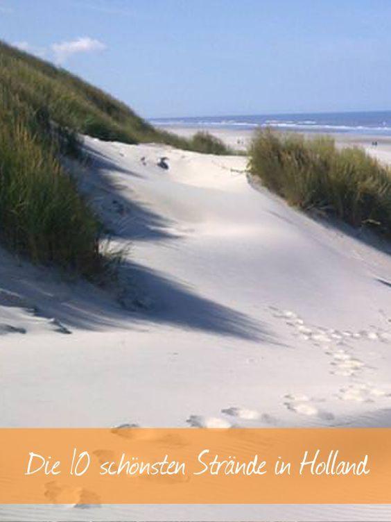 Unsere Top 10 Die Schonsten Strande In Holland Holland Strand