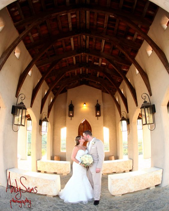 Chapel Dulcinea Intimate Wedding Ceremony