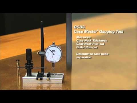 Precisioneered Reloading - RCBS