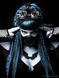 Resultado de imagen para cyber goth