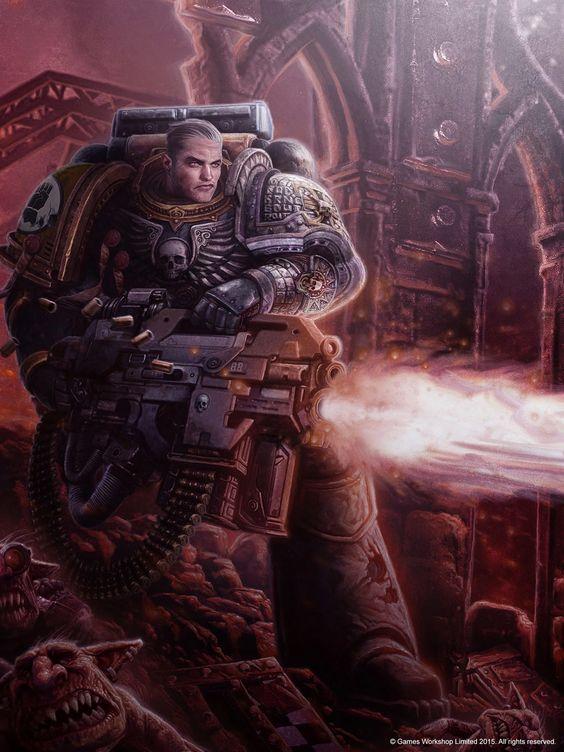 Warhammer Art Dump - Imgur