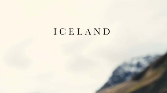 Johnny & Gabrielle Take Iceland | travel video, proposal in Iceland