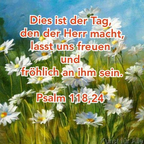 Pin Von Andreaschubert Auf Spruche Aus Der Bibel Bibel Vers Bibelverse Psalm 118