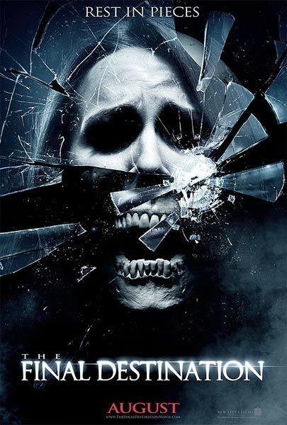El Destino Final 4 2009 Con Imagenes Destino Final 4 Horror Movie Posters Peliculas De Terror