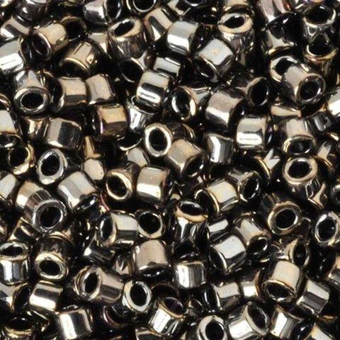 Seed Beads-11/0 Delica-254 Bronze Luster-Miyuki-7 Grams