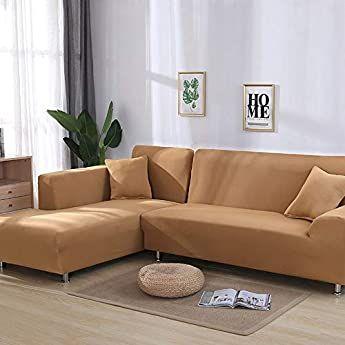 Nibesser Sofabezug 2 Sitzer 3 Sitzer Sofauberwurfe Fur L Form Sofa Elatucke Kisstische Stretch Sofabezug Sofa Uberzug Ni Couch Decken Kissen Sofa Sofa Uberzug