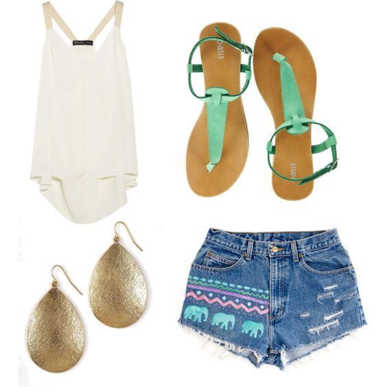 Love this!! Especially the shorts!