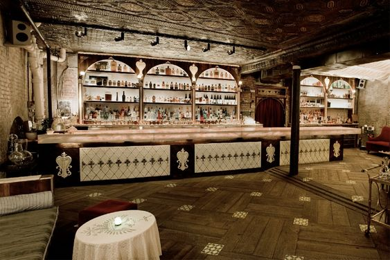 Apotheke Cocktail Bar