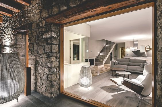 Stylish refurbishment of a La Cerdanya home, Spain - Adelto