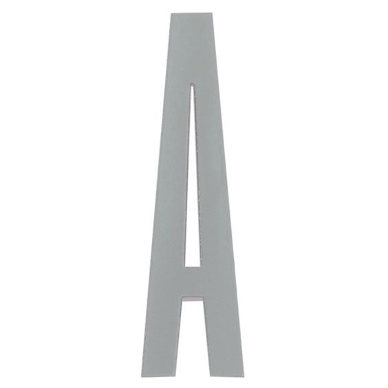 Design Letters Arne Jacobsen wooden letter, grey ($4.26) ❤ liked on Polyvore featuring home, home decor, words, grey, phrase, quotes, saying, text, wooden home decor and wood home decor