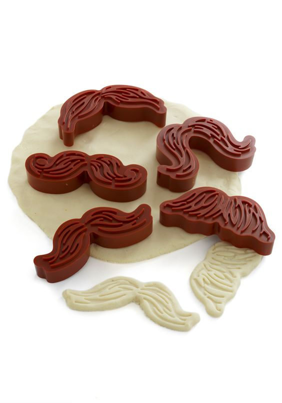 Wonder With a Whisker Cookie Cutter Set by Fred - Brown, Dorm Decor, Top Rated
