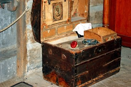 How to Clean or Restore Old Steamer Trunks