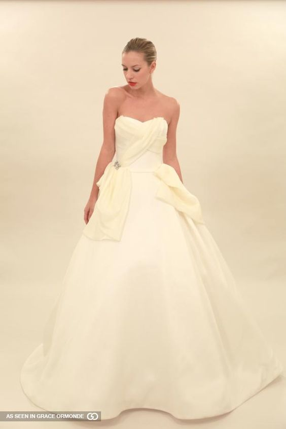 edgardo bonilla luxury wedding dresses