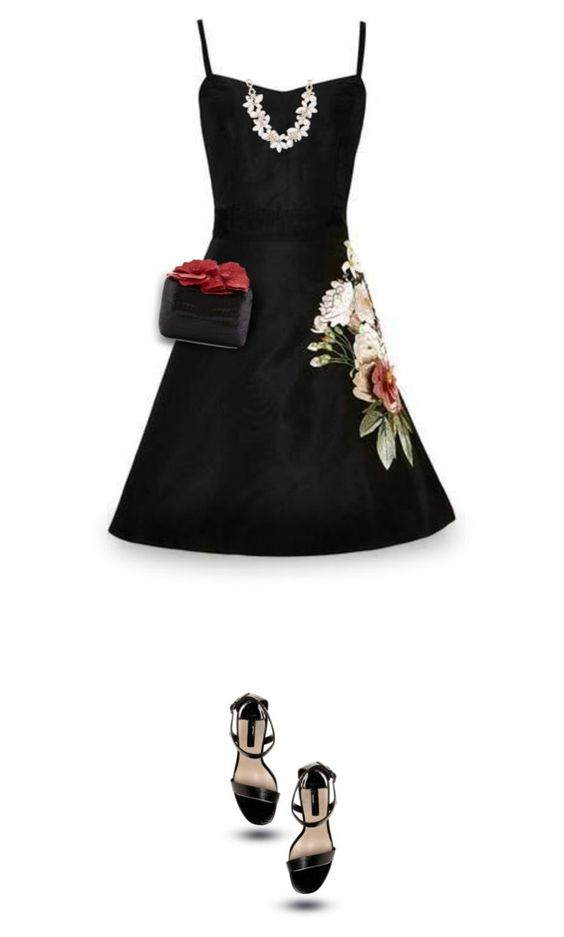 """Going to a Wedding!"" by valsal ❤ liked on Polyvore"
