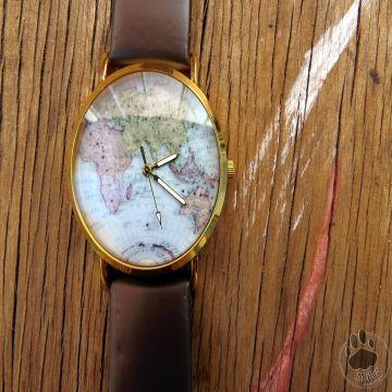 Reloj Mapamundi $5.000.-