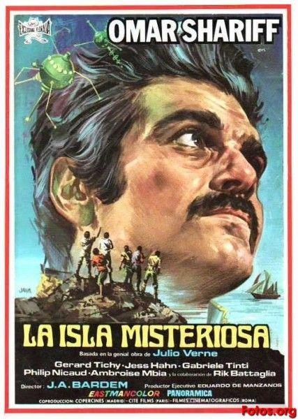 Mysterious Island miniseries (1973)
