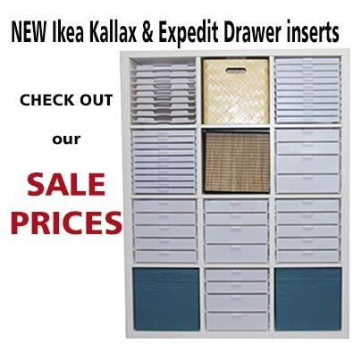 Kallax Expedit Cube Inserts All On Sale Now Craft Storage