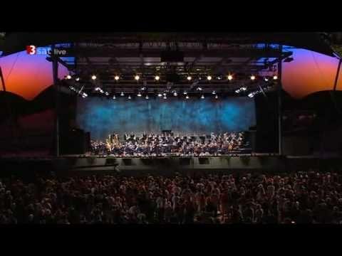 Berliner Philharmoniker - Berliner Luft - Waldbühne 2010.avi