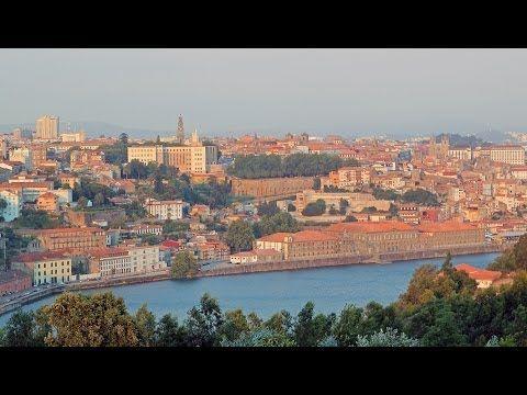 [Full HD] Sehenswürdigkeiten Porto Portugal 1. Teil