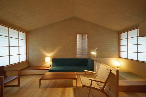 諫早の家がほぼでき上がりました 日本のインテリアデザイン 家