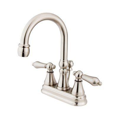 Elements of Design ES261 Centerset Faucet